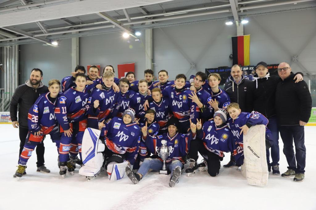 U15-HockeyCup 2019 mit 9 Mannschaften aus 5 Nationen