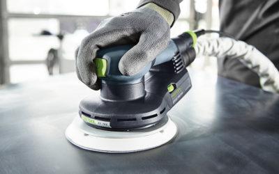 Neue Schleifmittel für Autoreparatur & Fahrzeugaufbereitung