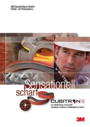 3M Cubitron II Schleifbänder