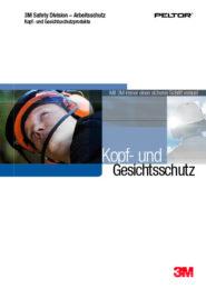 3M Kopf und Gesichtsschutz Katalog
