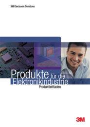 3M Produkte für die Elektroindustrie