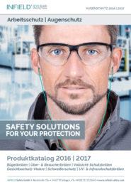 Infield Augenschutz Katalog